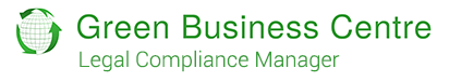 Green Business Centre - Legal Compliance Manager